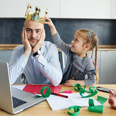 Have Circumstances Changed Parents' Views on Remote Work?